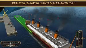 3d titanic parking simulator game appaddict