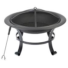 Christmas Tree Shop Freehold Nj by Matte Black Metal Fire Pit Christmas Tree Shops Andthat