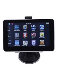 100 Gps Systems For Trucks 5Inch LCD Display Car Truck GPS Navigation Price In Saudi