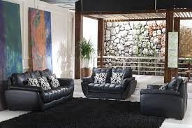 Black Leather Sofa Decorating Ideas by Popular Of Ideas For Tufted Leather Couch Design Living Room