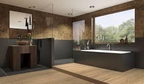fliesen in holzoptik holz wood bad badezimmer modern