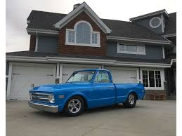 100 C10 Truck For Sale 1968 Chevrolet FOR SALE 1968 Chevrolet SWB Show