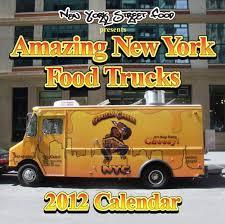 100 Best Food Truck Nyc Amazoncom Amazing New York S 2012 Calendar Wall
