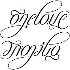 One Love Tattoo