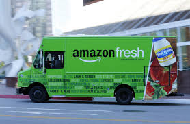 U.S. Mail Delivers Amazon Groceries In San Francisco - WSJ Amazons New Delivery Program Not Expected To Hurt Fedex Ups Cnet Amazon Delivery Fail Amzl Drives In Yard Then Amazonfresh Rolls Into San Diego The Uniontribune Grocery Business Quietly Expands Parts Of New Putting Fedex Out Business Start Shipping Company Adds Tool Its Own Truck Trailers Chicago Tribune Threat Tries Its Own Deliveries Wsj Tasure Truck Is Coming Whole Foods Parking Lots Eater Amazoncom Postal Service Kids Toy Toys Games Has Changed The Way You Shop For Food Consumer Reports Prime Members Now Have Access Car Service Will Kill