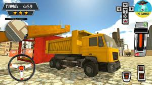 Old Car Junkyard Simulator: Tow Truck Loader Games | Android ...