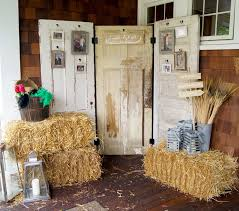 Rustic Old Door Wedding Decor Photo Backdrop Peppers Fine Catering Southborough Community House