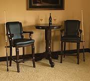 new winslow premium pub table and spectator chairs