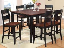 Black Dining Room Table Gathering Collection By House Furniture Decorating Ideas