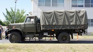 JASDF Isuzu HTS12G 2.5 Ton Truck | Cold War Military Systems (NATO ...