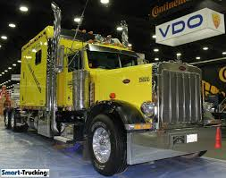 Big Custom Semi Truck Sleepers