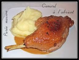 comment cuisiner des cuisses de canard confites cuisses de canard aux abricots secs et sa purée maison fait