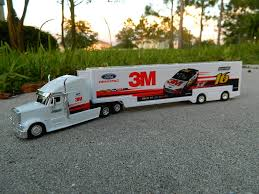 NASCAR Truck Trailer Greg Biffle Nascar Authentics Toy - YouTube Truck Trailer Toy First Gear Peterbilt 351 Day Cab With Dual Dump Trailers Farmer Farm Tractor And Kids Set Onle4bargains 164 Scale Model Truckisuzu Metal Diecast Trucks Semi Hauler Kenworth And Mack Unboxing Big 116 367 W Lowboy By Horse Hay Biguntryfarmtoyscom Bayer Equipment Custom Bodies Boxes Beds Amazoncom Daron Ups Die Cast 2 Toys Games A Camping Pickup