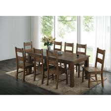 Buy Coaster Kitchen & Dining Room Sets Online At Overstock | Our ... Coaster Company Brown Weathered Wood Ding Chair 212303471 Ebay Fniture Addison White Table Set In Los Cherry W6 Chairs Upscale Consignment Modern Gray Chair 2 Pcs Sundance By 108633 90 Off Windsor Rj Intertional Pines 9 Piece Counter Height Home Furnishings Of Ls Cocoa Boyer Blackcherry Side Dallas Tx Room Black Casual Style Fine Brnan 5 Value City 100773 A W Redwood Falls