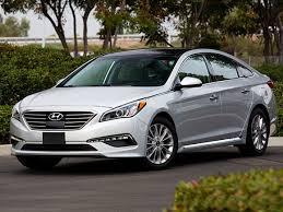 15 Best Family Cars 2015 Hyundai Sonata Kelley Blue Book