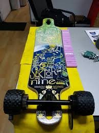 100 Sector 9 Trucks The Darth Maul Bintang Dual 6374s FocBoxes 12S4P