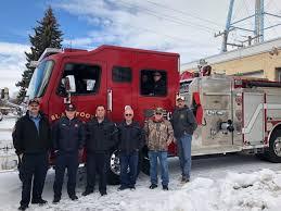 100 Pumper Truck Blackfoot ID