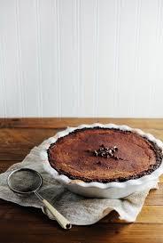 Bake Pumpkin For Pies by Chocolate Pumpkin Pie Hummingbird High A Desserts And Baking Blog