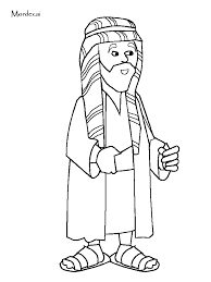 Coloring Page Place The Story Of Esther