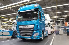 100 Largest Trucks A Record Year For DAF DAF NV