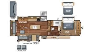 Jayco 2014 Fifth Wheel Floor Plans by 2018 Jayco 36kpts Model