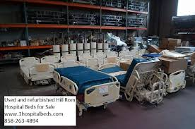 Hill Rom Hospital Bed Prices Used Refurbished Bed Models in Stock