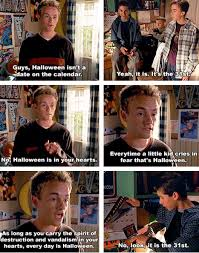 Malcolm In The Middle Halloween by Malcolm In The Middle U0027 U201challoween Approximately U201d Season 2