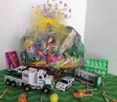 100 Hess Trucks 2013 The Big Bunny Easter Basket Combo 1 Jackies Toy Store