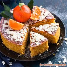 schneller saftiger low carb mandarinen mandelkuchen