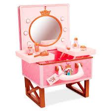 Disney Princess Travel Vanity Playset Lily Bear Disney Princess