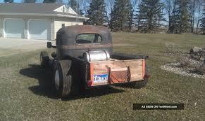 100 1940 International Truck Pickup Rat Rod
