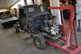 1951 Chevrolet Pickup Restoration Photo Gallery - V8TV