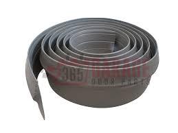 Garage Door Bottom Seal For Uneven Floor by Park Smart 16 Feet Garage Door Seal Gray Tape Caulk Amazon Com