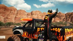 100 Monster Trucks Games Review Jam Steel Titans Suffers From Its Identity