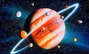 Ganymede The Largest Moon Planet Jupiter Facts