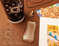 glass tile pendants tutorial jewelry