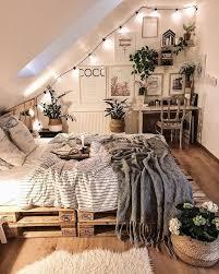 plans for boho bedroom lichterketten im