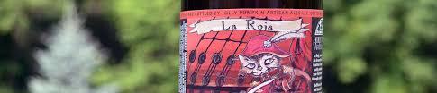 Jolly Pumpkin Dexter by Jolly Pumpkin La Roja Sour Beer Blog