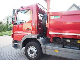 MERCEDES-BENZ ATEGO 1524 1529 KIPPER WYWROTKA Dump Trucks For Sale ...
