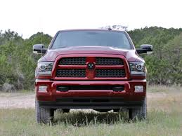 2017 Ram 2500 Laramie Off-road Review