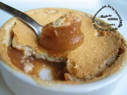 dessert a base de compote de pommes compote de pommes et poires meringuée au sirop d érable de la