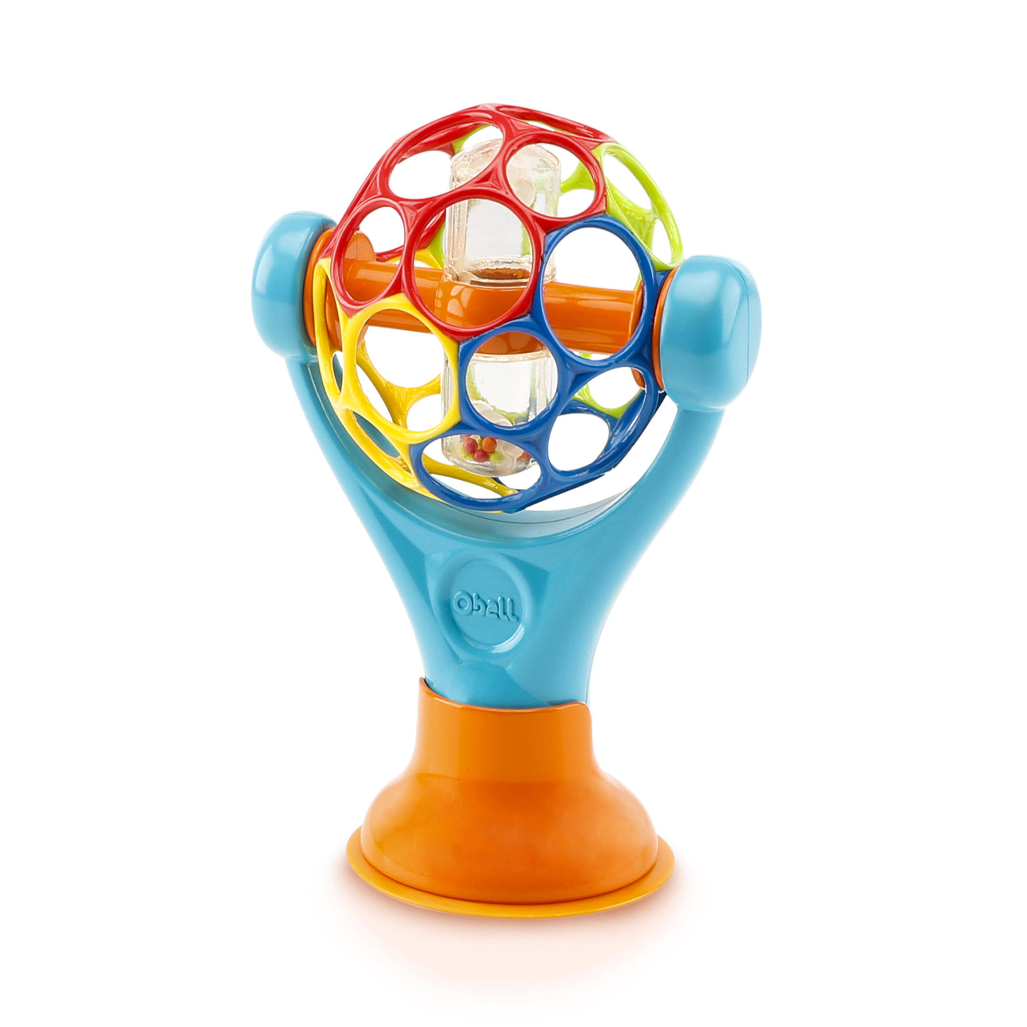 O Ball Grip & Play Suction Toy