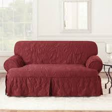 Bed Bath And Beyond Couch Slipcovers by Buy Sure Fit T Cushion Slipcovers From Bed Bath U0026 Beyond