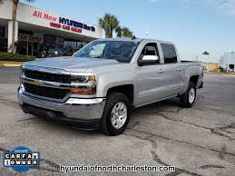 100 Cheap Chevy Trucks For Sale By Owner Used Used 2018 Chevrolet Silverado 1500 North Charleston