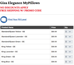 Buy My Pillow line For The Best Price