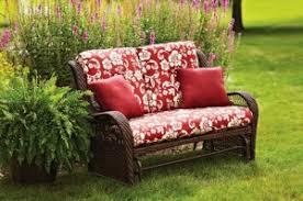 Patio Bench Cushions Walmart by Better Homes And Gardens Lake Merritt Cushions Walmart