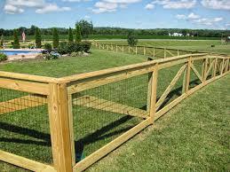 New Diy Dog Fence DIY In The Yard Design And Ideas