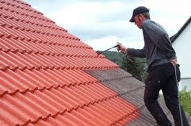 tile roof painting roofing contractors