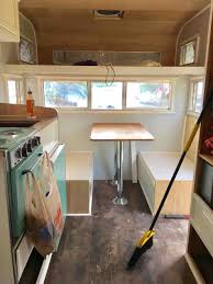 Images Interior Ideas Elegant Travel Trailer Vintage Camper Renovation Remodel