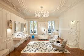 100 Parisian Interior Stphanie Coutas Creates Refined Bathroom Collection